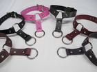 leather Minimalist, Ring or O Collar Designs,Restraints, cuffs, straps, bondage straps, Master, Mistress, D/s, M/s, sub, collars, bondage, fetish, restraint, bdsm, impact, play, mature, adult, toys, bdsm, fetish, flogger, paddle, strap, tawse, Master, Mistress, Ds, Ms, naughty, bdsmcommunity, fetishcommunity, kinky, kinkster, CanadianPrisonStrap, hogtie, 3or4, canebag,
